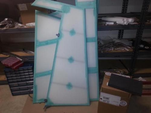 Rudder ready for primer