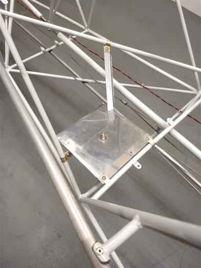 Transponder antenna