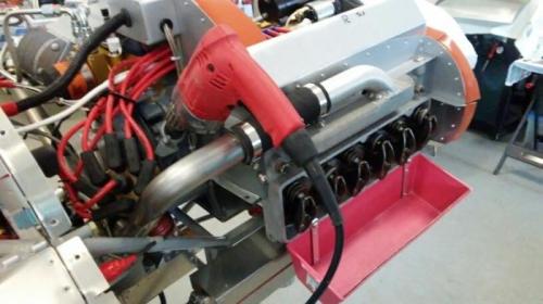 Oil Priming Shaft & Drive Drill
