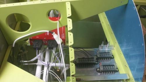 modified fuse panel