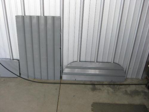Baggage aft bulkhead