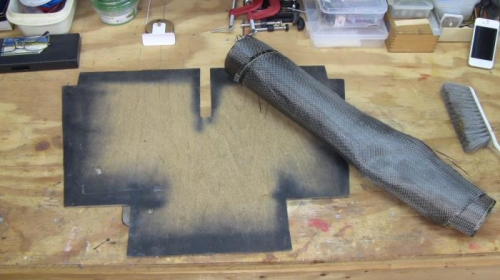 Plywood Floorboard.