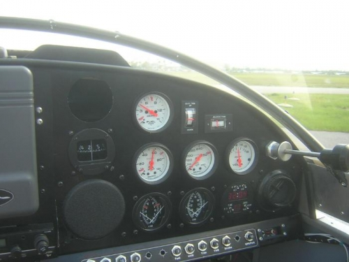 All gauges working except Oil Temp