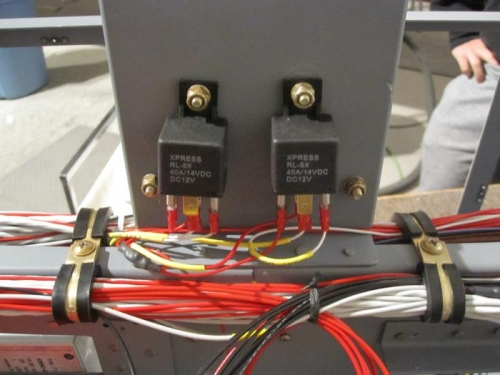 Door Switch Relays