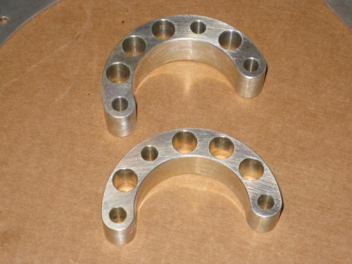 planearound.com wheel fairing bracket spacers