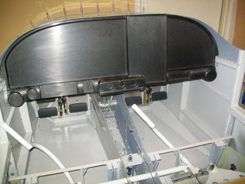 Aerosport Products Carbon Fiber Panel