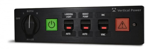 VP-200 Switch Panel