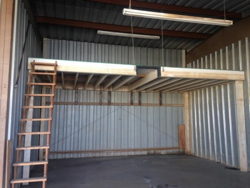 Rear Loft