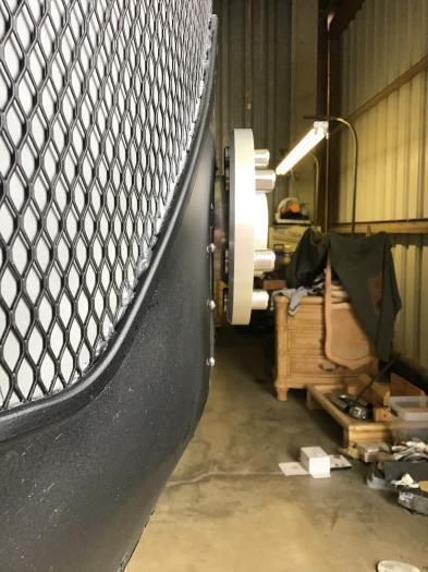 Propeller Extension/Flange