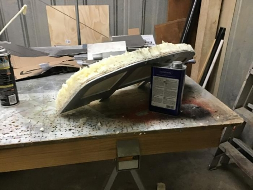 Lower Cowl Mold