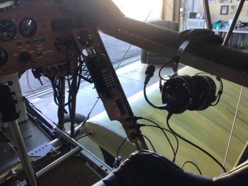 Headset Jacks Installed