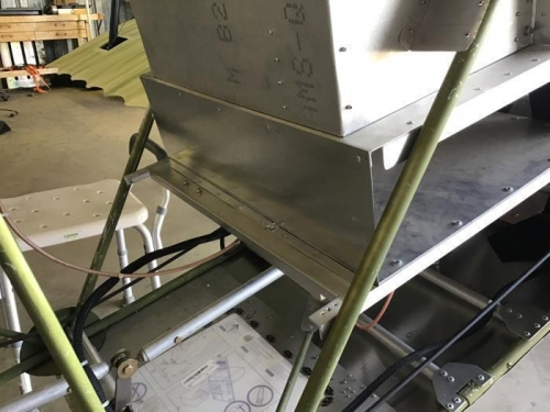 Equipment Rack Backer