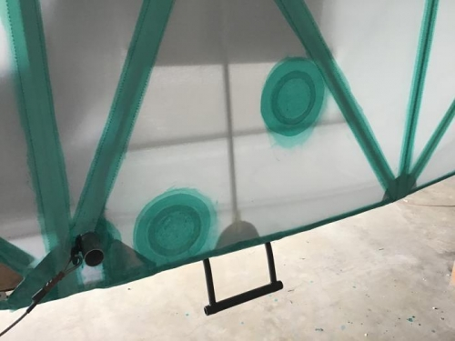 Left Side Inspection Rings