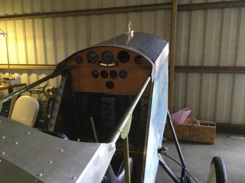 Top Cover Forward View
