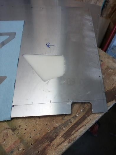 Access Door Cutout