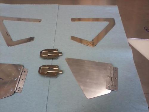 Access Door Components