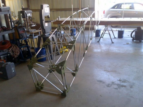 Fuselage Front Complete