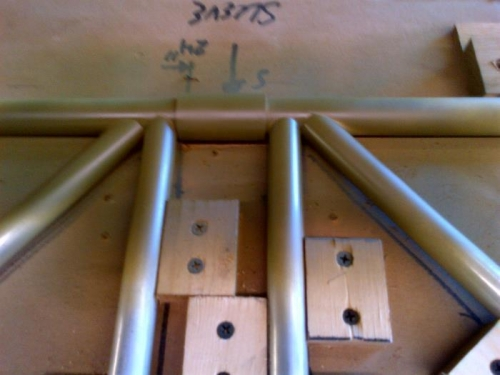 Rear Cabane Joint