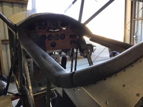 Left Cockpit