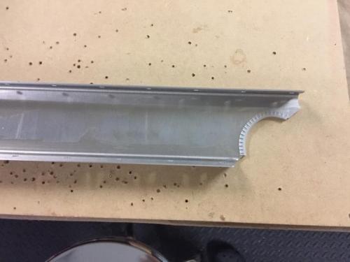 Door support and opening