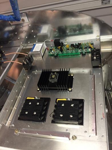 ExBus II panel in place