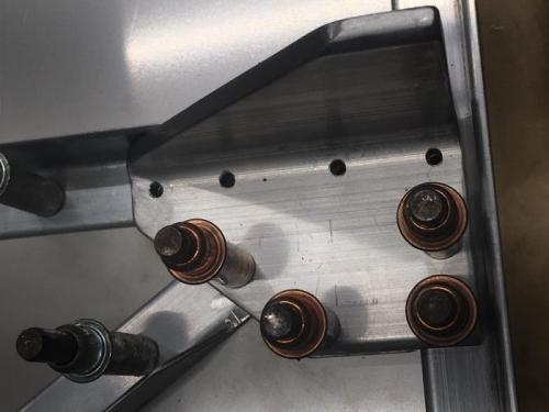 F601J Match Drilled