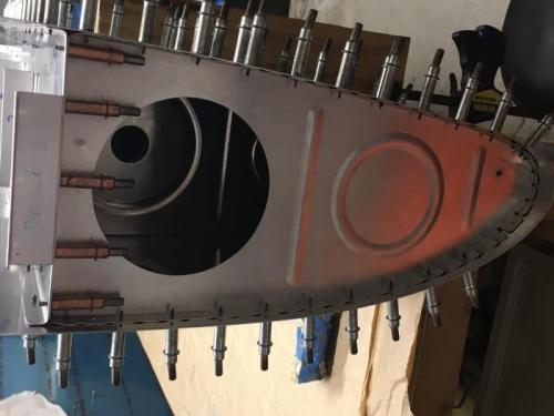 Inboard Fuel Tank RIb
