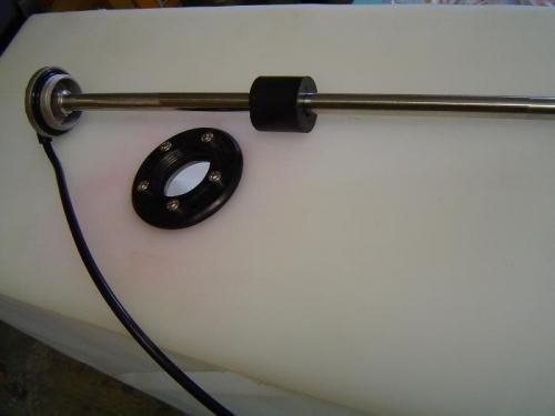 Sender and Locking Ring