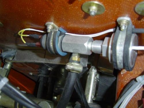 Fuel Pressure sender