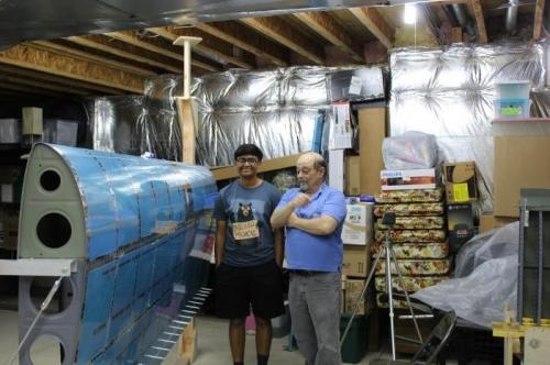 Helper Ishan Patel and Me