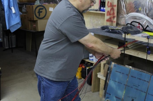 Making Wire Harnesses