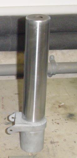 nose gear lower leg