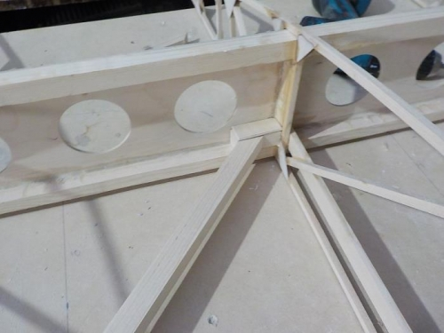 Wedge supports