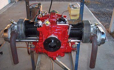 45 hp - 1/2 VW