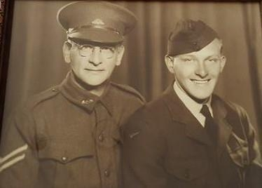 Great Grandfather & Grandfather