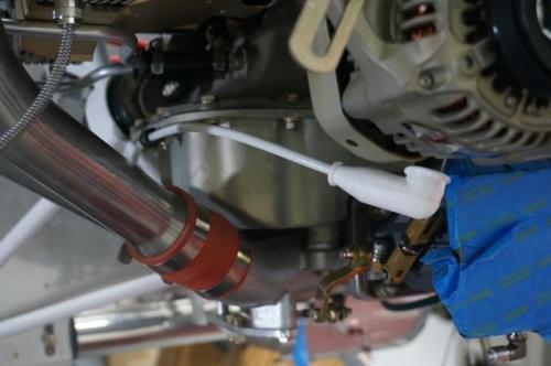 Alternator B-lead