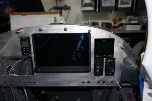 Garmin G5 installed