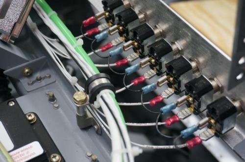 VP-X switch wiring