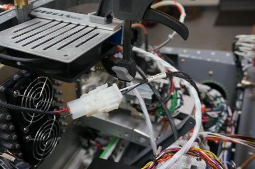 Molex connect for fan