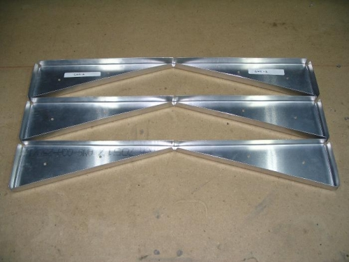 Aileron ribs