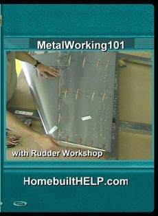 Metal Working 101 with Rudder Workshop DVD