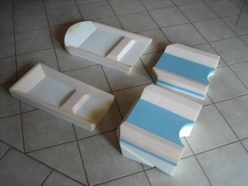 Van's seat foam