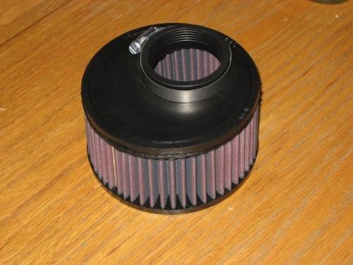 Filter Flange Side