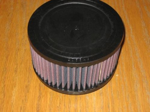 Filter Top Side