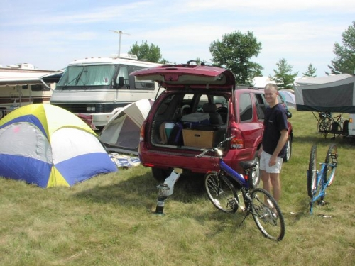 Our home at Oshkosh