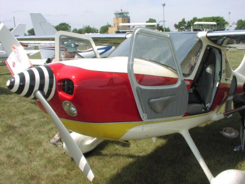 Many great aircraft and builders