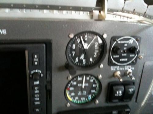 My altimeter