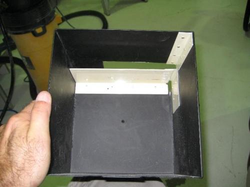 Modified Battery box