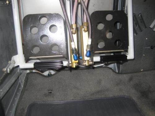 Brake Pedal Extensions