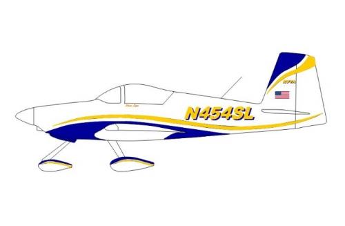 My RV-7A  N454SL